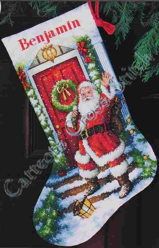 Welcome Santa