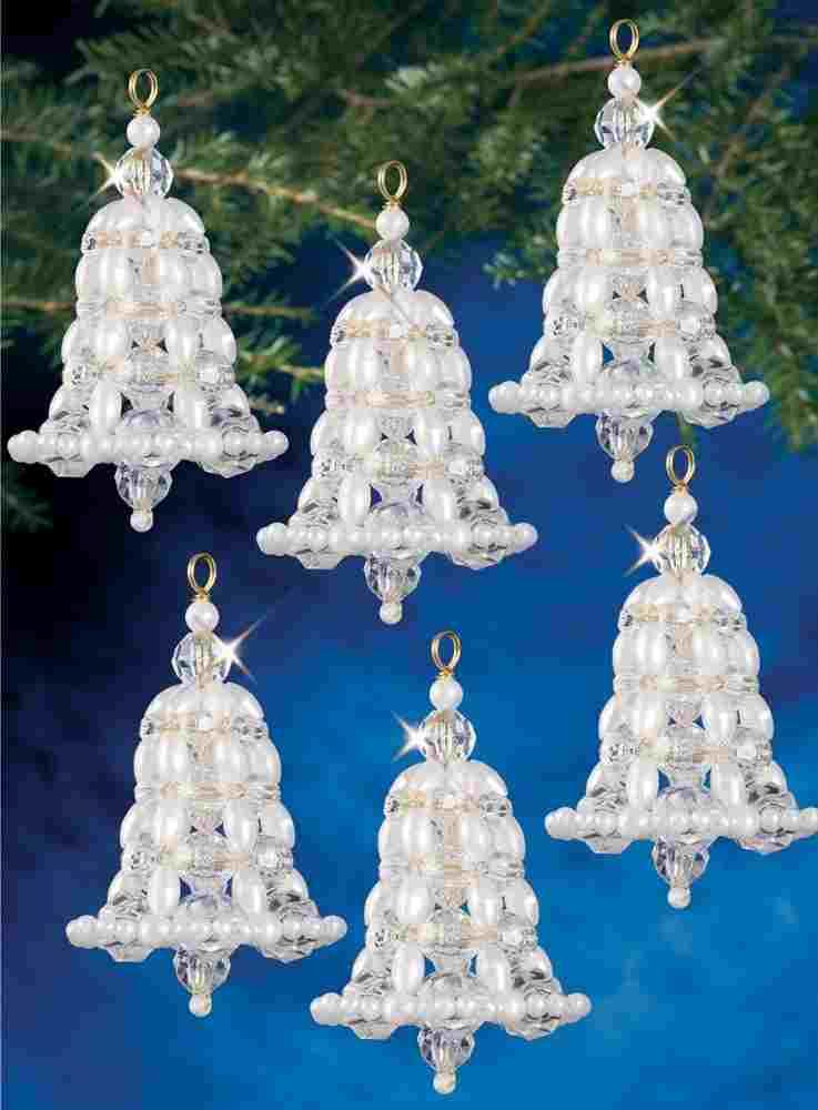Crystal & Pearl Bells