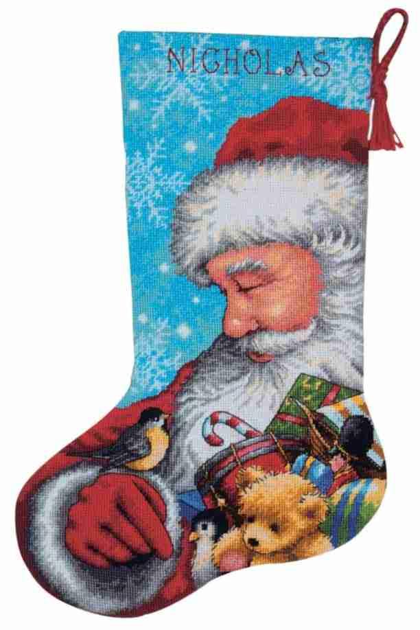 Santa & Toys