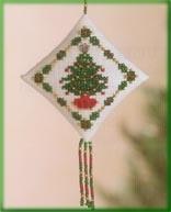 Holiday Trimmings Christmas Tree