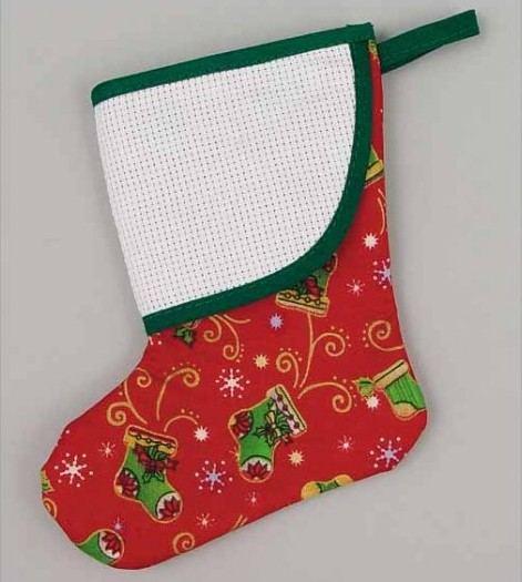 Red & Green Mini Stocking